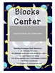 Space Theme Center Sign Labels - Editable! (includes TS Gold & AL standards)