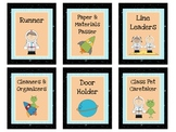 Space Theme Class Jobs