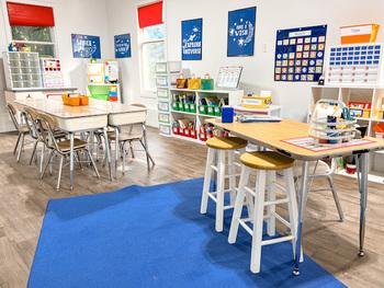Space Theme Classroom Essentials Teacher Set