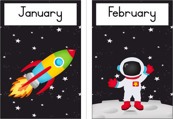 Space Theme Classroom Resources