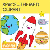 Space Theme Clipart