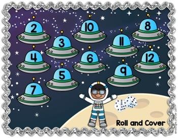 Space Activities for Preschool and Kinders
