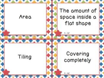 Space Theme Grade Five CCSS Complete Vocabulary Program