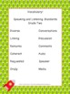 Space Theme Grade Two CCSS Complete Vocabulary Program
