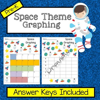 Space Theme Graphing