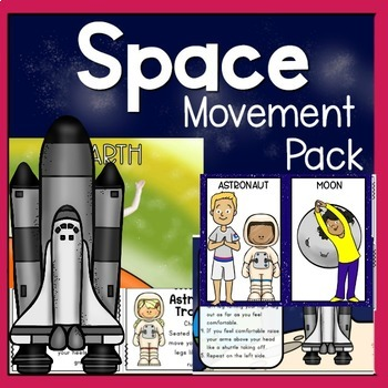 Space Theme Movement Pack