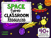 Space Theme Decor Pack