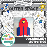 Space Vocabulary Activities