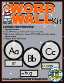 Space Theme Word Wall Printable Kit (Sight Words!)