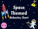 Space Themed Behavior Chart (Clip Chart)
