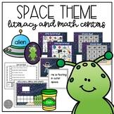 Space Activities for Pre-K and Kindergarten