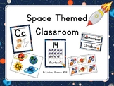 Space Themed Classroom