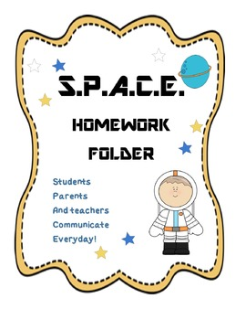 Space Themed Classroom Materials