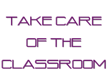 Space Themed Classroom Rules