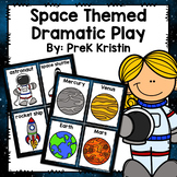 Space Themed Dramatic Play