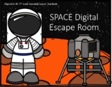 Space Themed Escape Room (Digital and Paper Version)