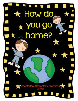 Space Themed- How To Go Home