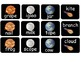 Space Themed LA Board Game - bossy e, vowel combos & blends