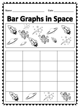 Space Themed Math and Literacy Activities