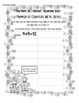 1st Grade Space Themed Missing Addend Worksheets and Game