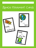 Space Themed Movement Cards | LCI Movement