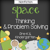 STEM Space Thinking & Problem Solving - Nonfiction - Brainstorm, Plan, & Produce