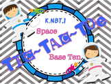 Space Tic-Tac-Toe - Base Ten