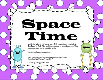 Space Time Math Station