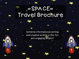 Space Travel Brochure