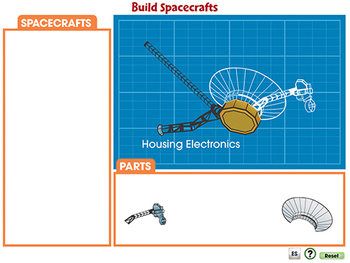 Space Travel & Technology: Build Spacecrafts - NOTEBOOK Gr. 5-8
