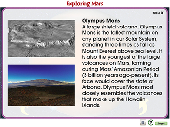Space Travel & Technology: Exploring Mars - NOTEBOOK Gr. 5-8