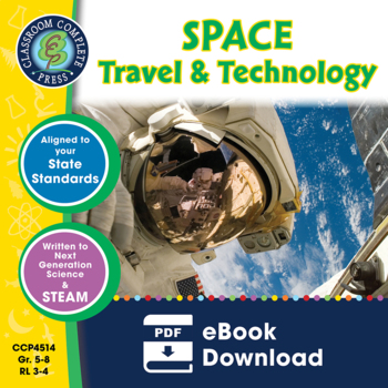 Space Travel & Technology Gr. 5-8