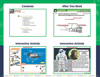 Space Travel & Technology - MAC Gr. 5-8