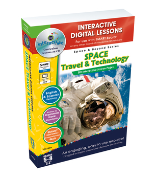 Space Travel & Technology - PC Gr. 5-8