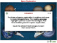 Space Travel & Technology: Space Exploration - MAC Gr. 5-8
