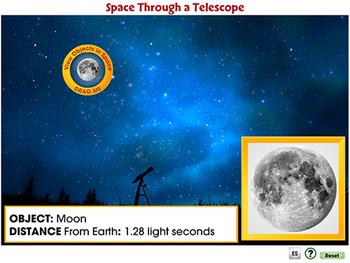 Space Travel & Technology: Space Through a Telescope - MAC Gr. 5-8