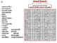 Space Travel & Technology: Word Search - NOTEBOOK Gr. 5-8