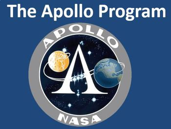 Space Travel and Apollo Program PowerPoints