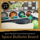 Space Trivia Classroom Decor: Bulletin Board Extreme Makeo
