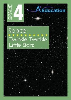Space - Twinkle Twinkle Little Stars - Grade 4