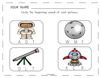 Space Worksheets Activities Games Printables and More