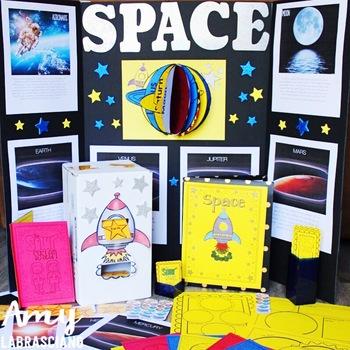 Space Mega Reading Bundle