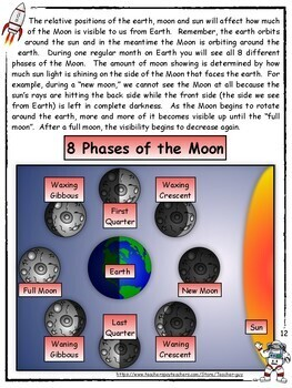 Space Grade 6 Ontario Curriculum
