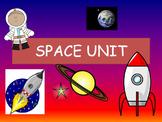 Science Unit: Space