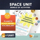 Space Unit Activities BUNDLE