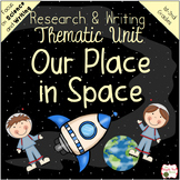 Space Planets Unit {CCSS Informative Writing + Craft Project}
