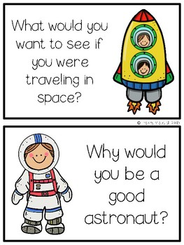 Space Unit (Literacy Centers ONLY)