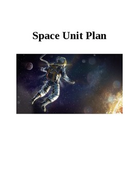 Space Unit Plan