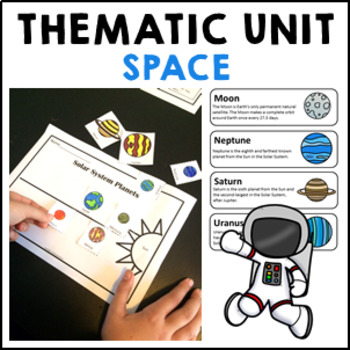 STEM Space Activity Pack Reading Comprehension Activities & Flip Book