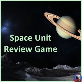Space Unit Review Game